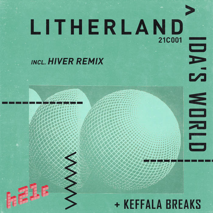 Litherland/IDA'S WORLD 12""