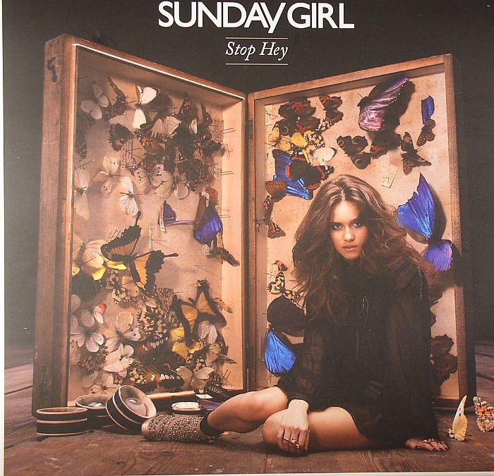 """Sunday Girl/STOP HEY (RUSKO REMIX) 10"""""""