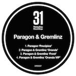 """Paragon & Gremlinz/PRECIPICE 12"""""""