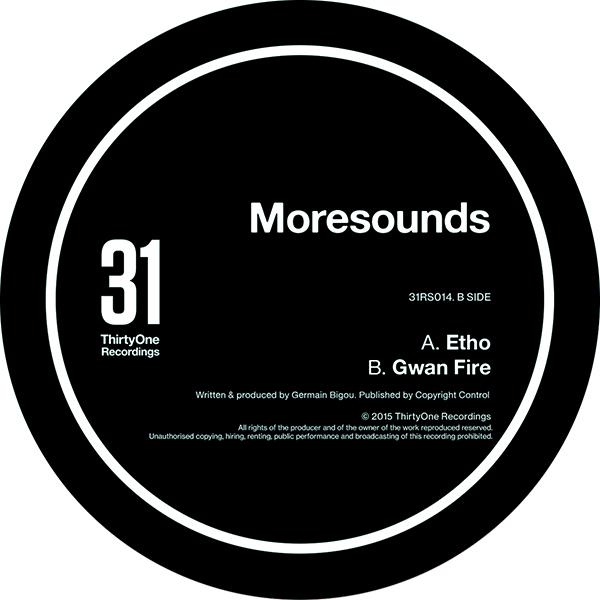 "Moresounds/ETHO 12"""