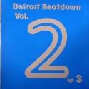 "Various/DETROIT BEATDOWN VOL. 2 EP 3 12"""