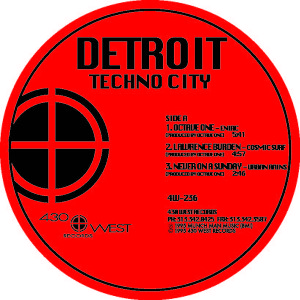 Octave One/DETROIT TECHNO CITY EP 12""