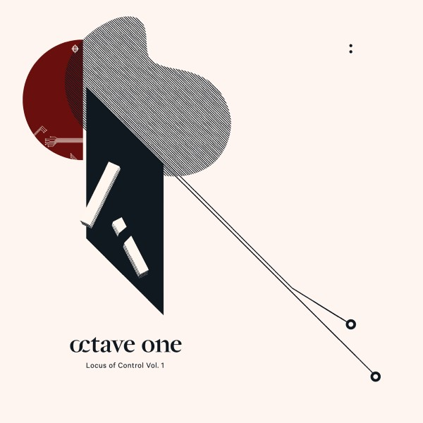 Octave One/LOCUS OF CONTROL VOL. 1 12""