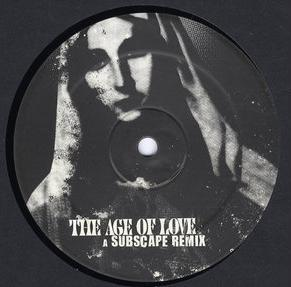 Age of Love/THE AGE OF LOVE SUBSCAPE 12""