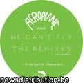 """Aeroplane/WE CAN'T FLY (CASSIUS RMX) 12"""""""