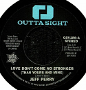 """Mandrill & Jeff Perry/TOO LATE & LOVE 7"""""""