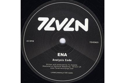 "ENA/ANALYSIS CODE 12"""