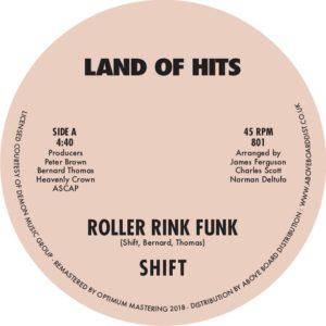 """Shift/ROLLER RINK FUNK 12"""""""