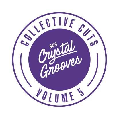 "UC Beatz/803 CRYSTAL GROOVES CC:V5 12"""