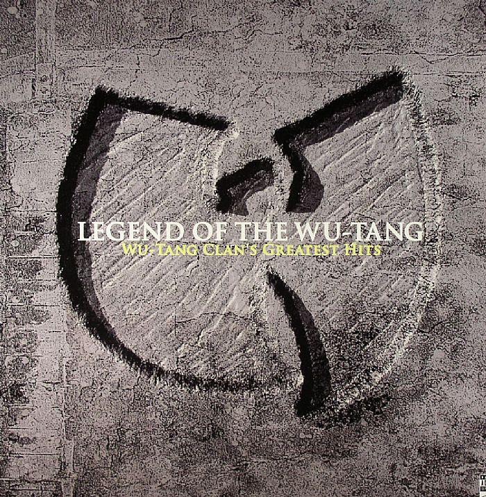 Wu-Tang Clan/LEGEND OF THE WU-TANG DLP