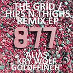 "My Nu Leng/THE GRID REMIX EP 12"""