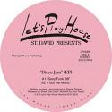 "St. David/DISCO JAM EP 12"""