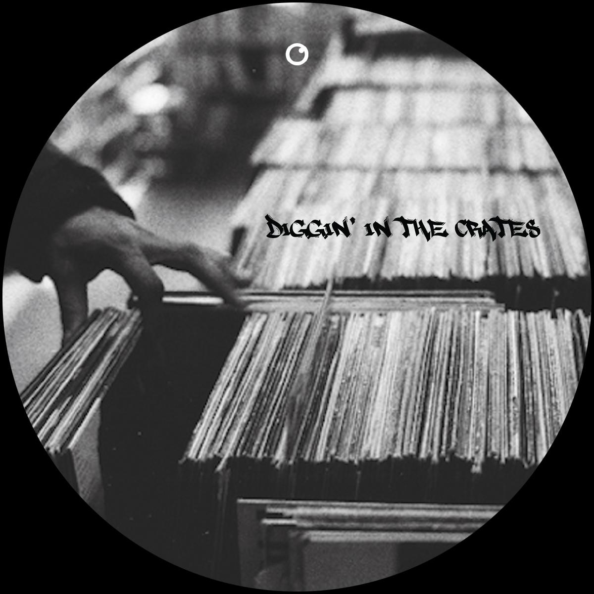 Various/DIGGIN' IN THE CRATES EP 12""