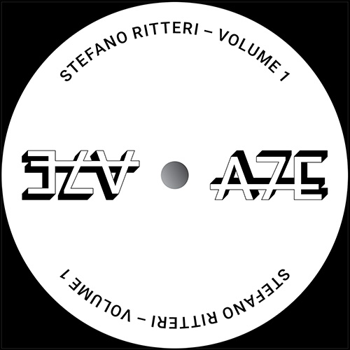 "Stefano Ritteri/A7 EDITS VOL 1 12"""
