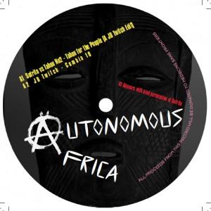 """Various/AUTONOMOUS AFRICA VOL 1 12"""""""