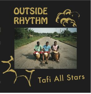 Tafi All Stars/OUTSIDE RHYTHM LP