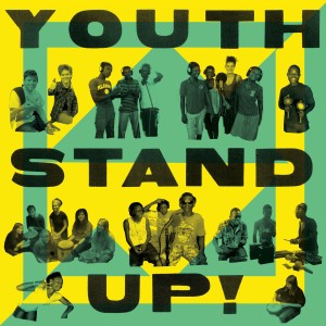 Green Door All-Stars/YOUTH STAND UP! LP