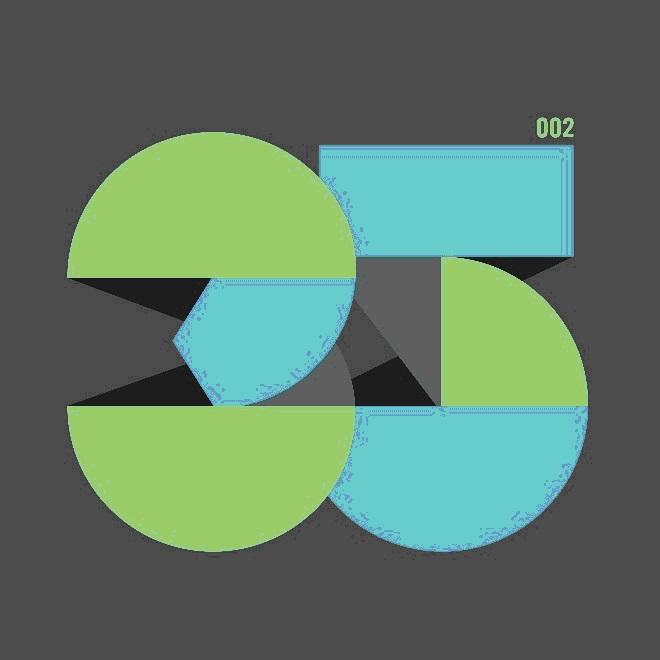 "Phuture/ACID TRACK (35-002 REMIXES) 12"""