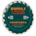 """Broki y Hector Calderon/COMPRASA 7"""""""