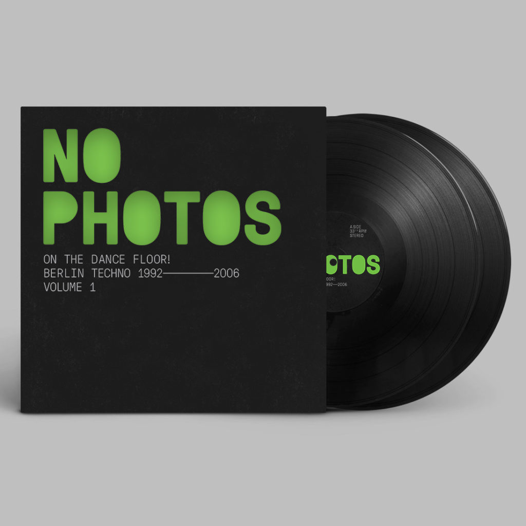 Various/NO PHOTOS.. BERLIN TECHNO V1 DLP
