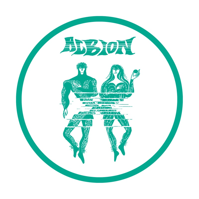 "Albion/BURNING DISCO EP 12"""