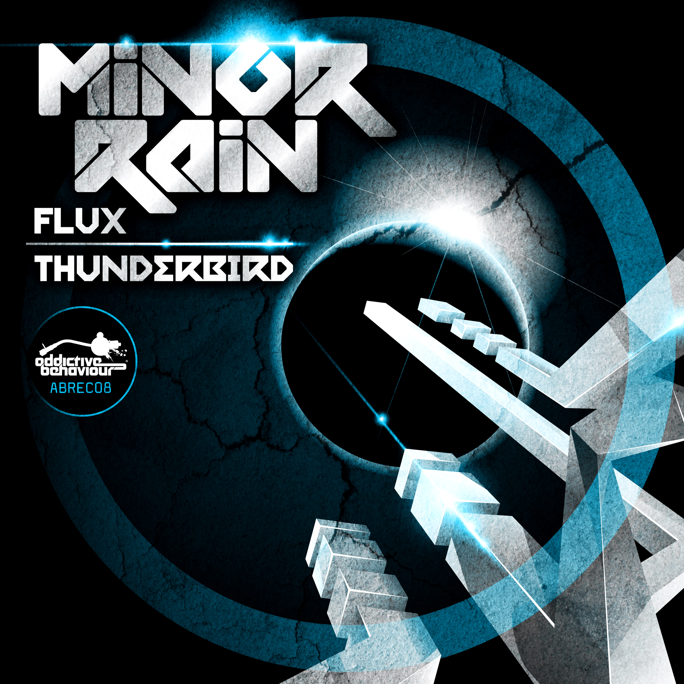 "Minor Rain/FLUX 12"""