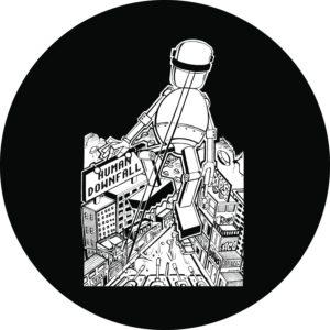 """Mike Ash/HUMAN DOWNFALL EP 12"""""""