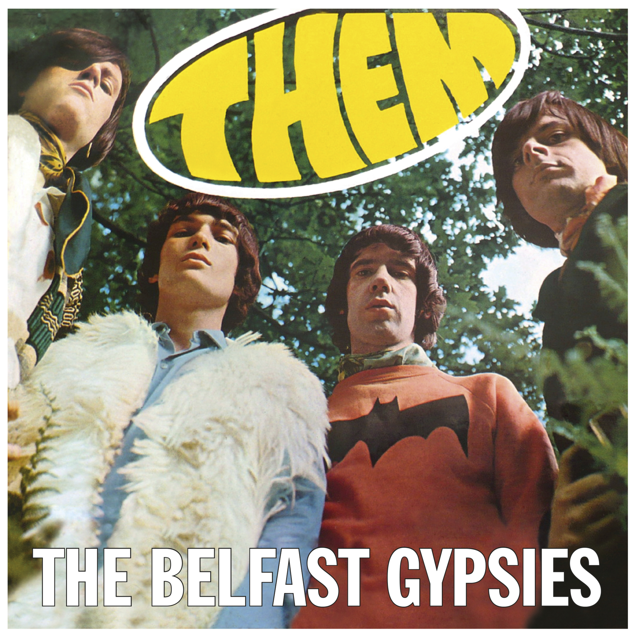 Belfast Gypsies/THEM BELFAST GYPSIES LP
