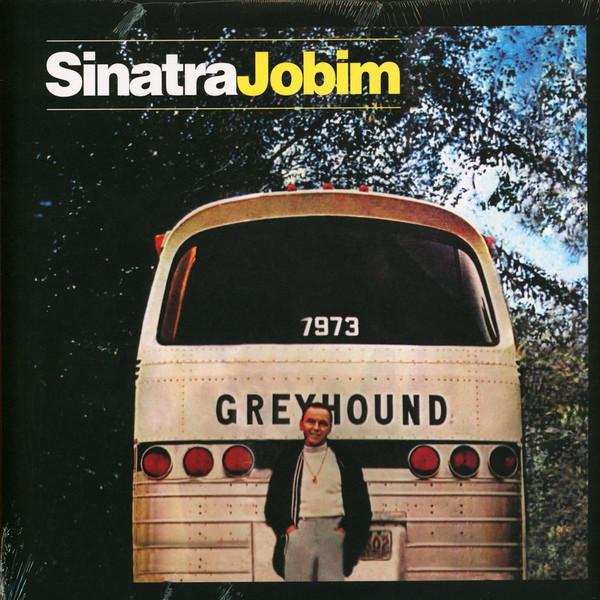 Frank Sinatra/& ANTONIO CARLOS JOBIM LP