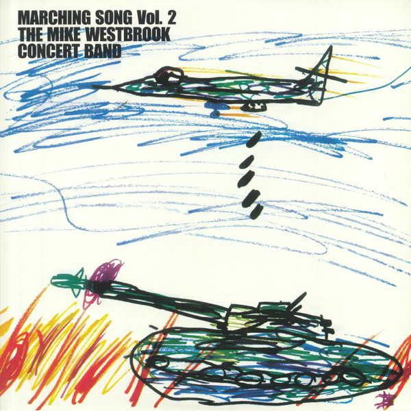 Mike Westbrook Band/MARCHING SONGS V2 LP