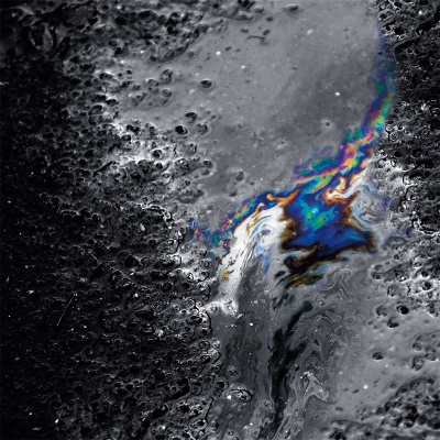 "Dark Sky/BLACK RAINBOWS EP D12"""
