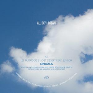 """Lee Burridge & Lost Desert/LINGALA 12"""""""