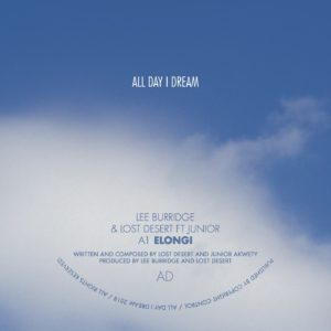 "Lee Burridge & Lost Desert/ELONGI EP 12"""