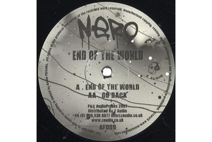 """Nero/END OF THE WORLD 12"""""""
