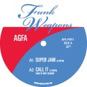 "All Good Funk Alliance/SUPER JAM 12"""