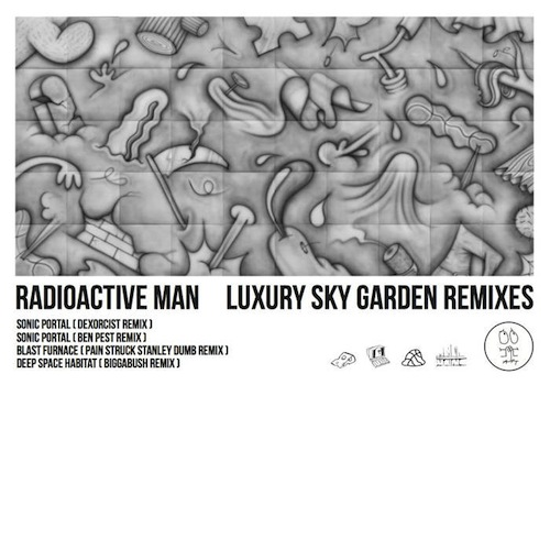 Radioactive Man/LUXURY... REMIXES 12""