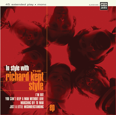 """Richard Kent Style/IN STYLE WITH 7"""""""