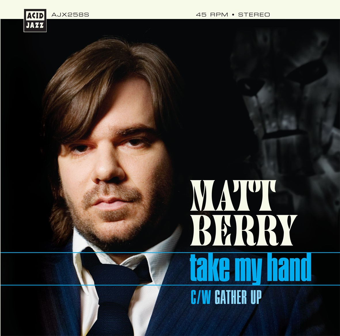 Matt Berry/TAKE MY HAND  7""