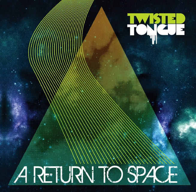 Twisted Tongue/A RETURN TO SPACE  CD