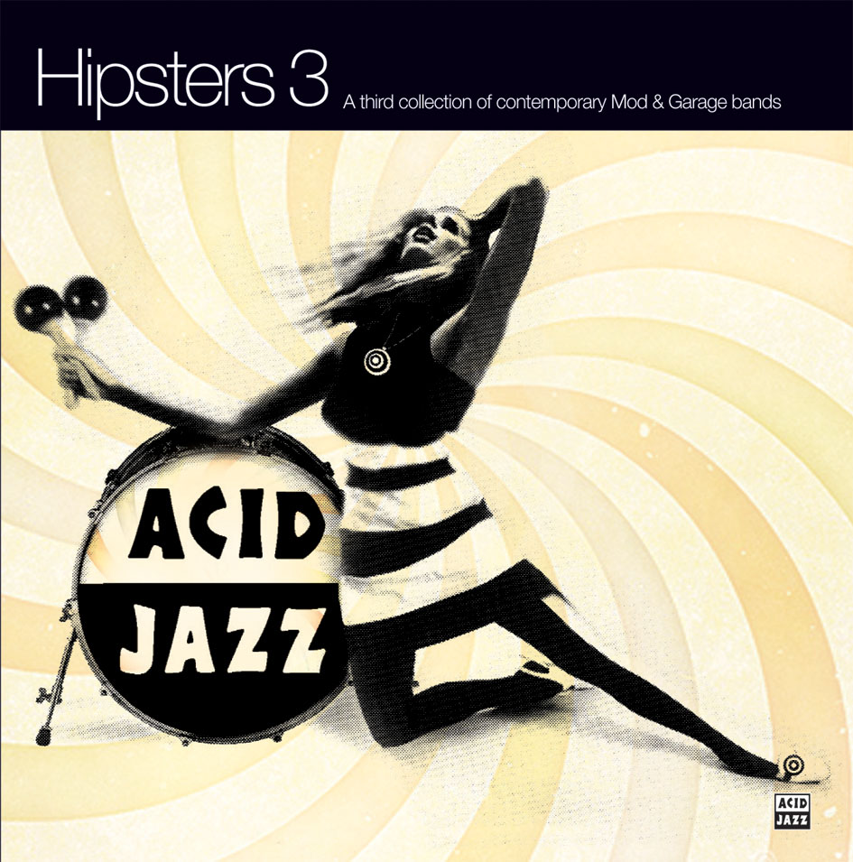 Various/HIPSTERS VOL 3  CD