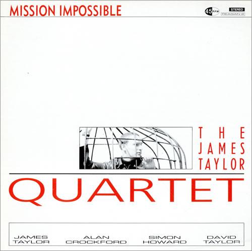 James Taylor Quartet/MISSION (180g) LP