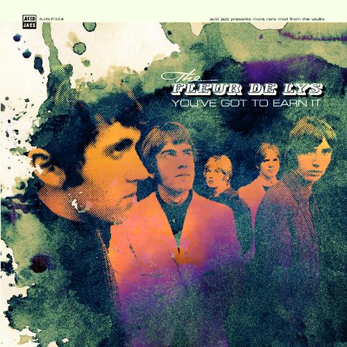 Fleur De Lys/YOU'VE GOT TO EARN IT LP