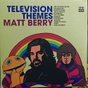 Matt Berry/TELEVISION THEMES LP