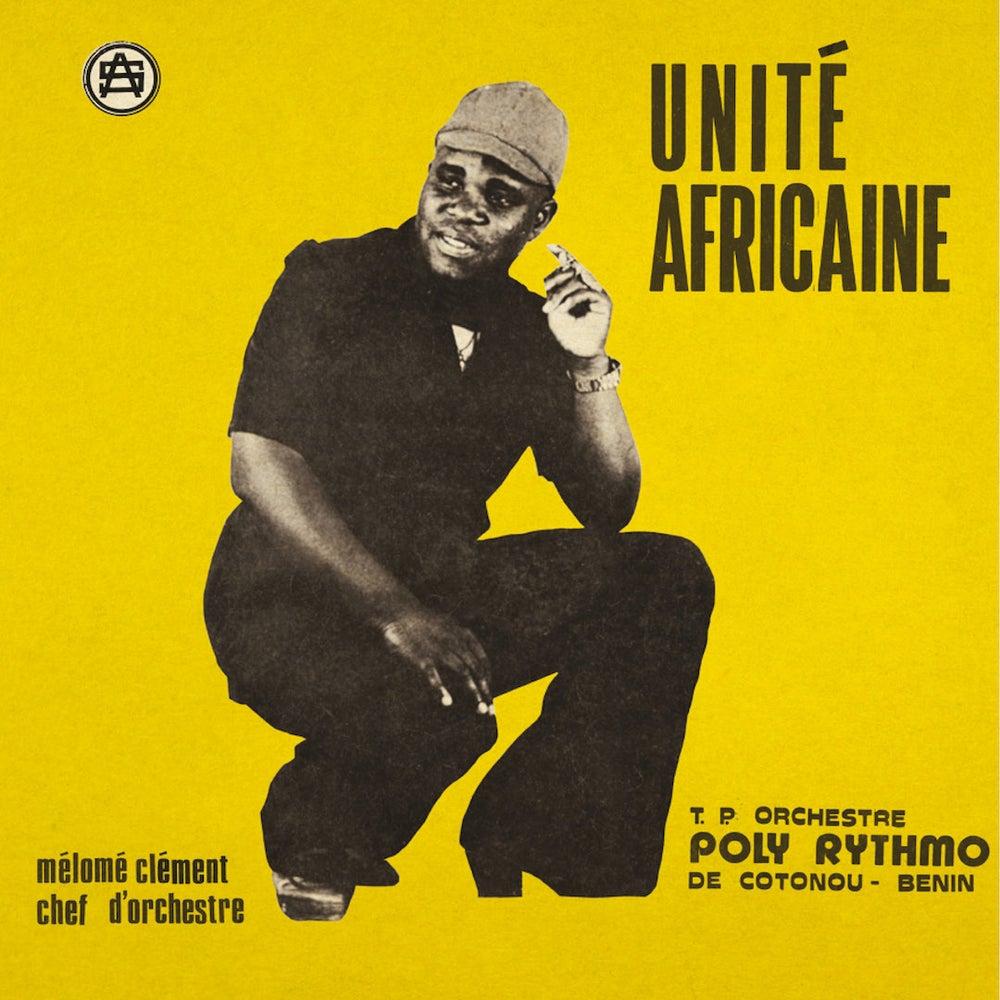 Orchestre Poly Rythmo/UNITE AFRICAINE LP