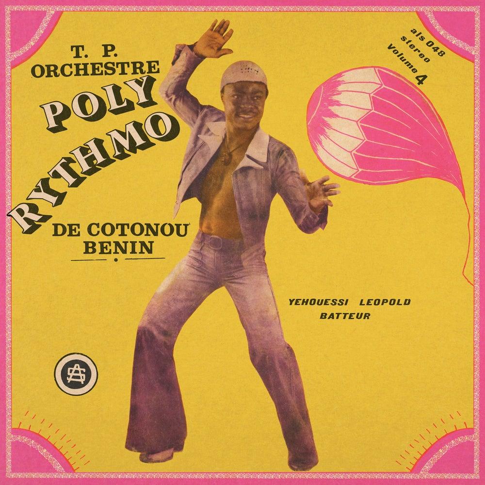 Orchestre Poly Rythmo/V4 YEHOUESSI LP