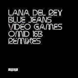 """Lana Del Rey/OMID 16B REMIXES 12"""""""