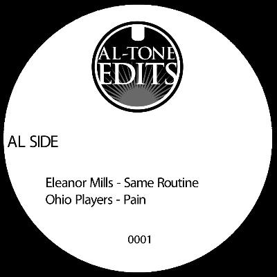 "Al-Tone Edits/0001 4-TRACK EP 12"""