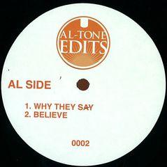 "Al-Tone Edits/0002 THE SEQUEL EP 12"""