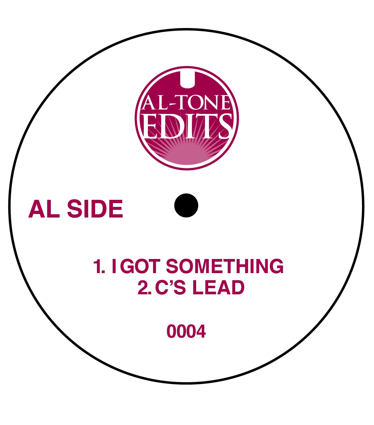 """Al-Tone Edits/0004 (NUMBER 4) 12"""""""