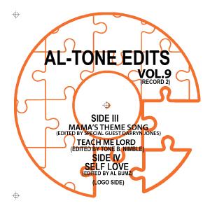 """Al-Tone Edits/0009 (VOL. 9) 12"""""""